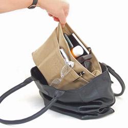 Cambiare borsa organizzandosi