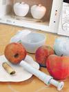Set 2 cuoci mela per microonde