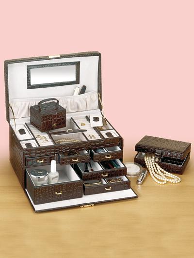 Porta gioielli Deluxe