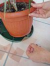 Piastrine anti zanzare in rame
