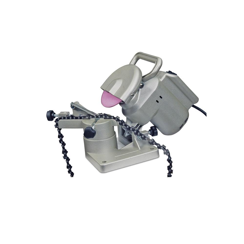 Affilatore elettrico per catene da motosega