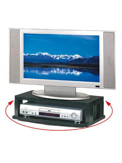 Supporto girevole per TV LCD e lettore DVD