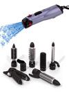 Spazzola Phon Professionale con 7 accessori intercambiabili