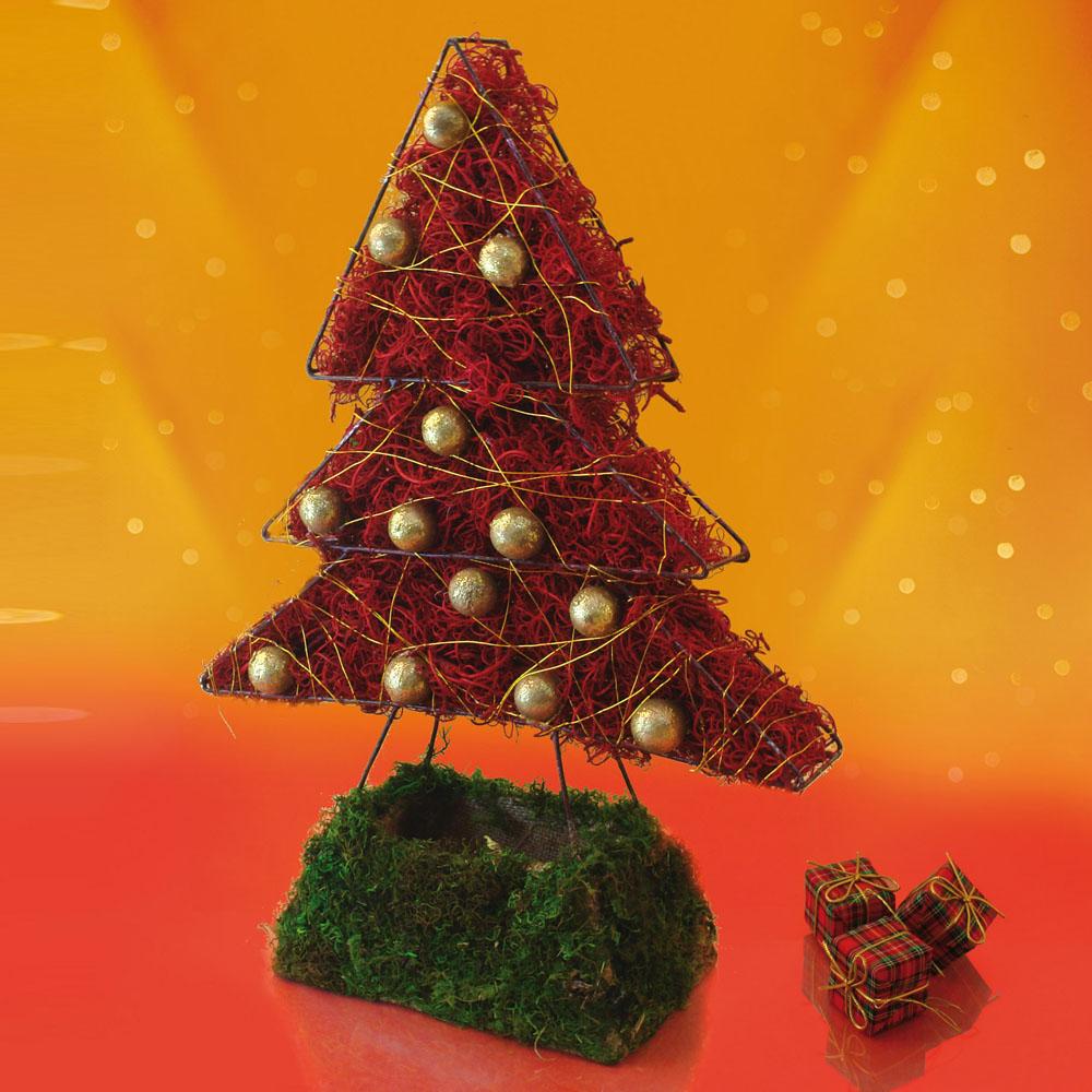 Un albero di Natale ecologico