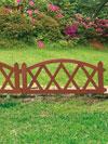 Decora il tuo giardino con unÂ…effetto legno!