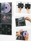 Porta CD da muro