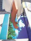 Tappeto da bagnoÂ…per gli amanti dei tropici!