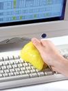 Cattura la polvere dai tuoi supporti high tech con Cyber Clean!