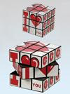 L'amore? Un rompicapo al cubo