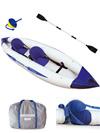 Set kayak professional 400: Comfort e sicurezza per le tue gite in mare