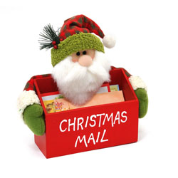 C�� posta per� Babbo Natale!