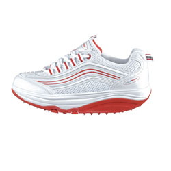 Scarpe Fitness Bianche e Rosse 37