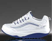 Scarpe Fitness Bianche e Blu 38