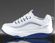 Scarpe Fitness Bianche e Blu 40