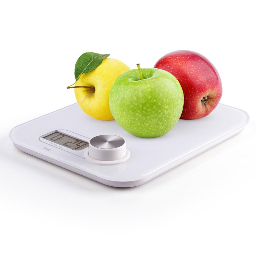 Bilancia da cucina digitale senza batteria 8027148246000 - Silvercrest bilancia digitale da cucina ...