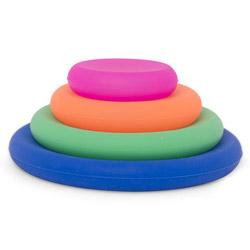 Coperchi elastici in silicone - Set da 4 pz